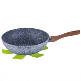 WOK GRANITOWY 28cm BERLINGER HAUS FOREST LINE BH-1204