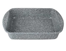FORMA DO PIECZENIA 35x27cm BERLINGER HAUS BH-1423 GREY GRANIT