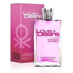 Feromony-Love Desire 100 ml Women