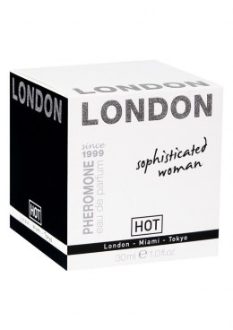 Feromony-HOT Pheromon Parfum LONDON sophisticated woman 30ml