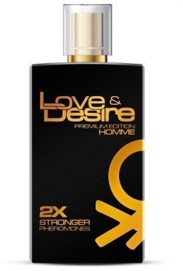 Feromony-Feromony Love Desire GOLD men 100 ml