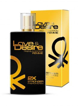 Feromony-Love Desire GOLD women 100 ml