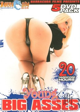 DVD-5 Pack - Young Girl Big Asses