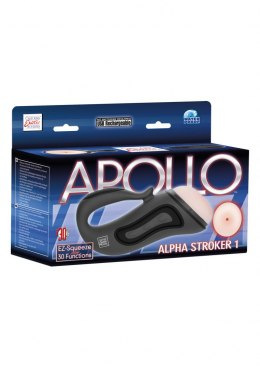 Masturbator-APOLLO ALPHA STROKER 1 GREY