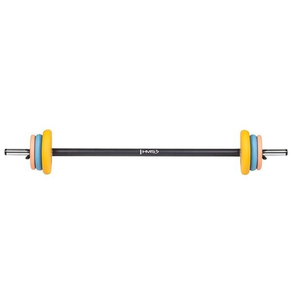 SBP25 SZTANGA DO BODY PUMP 20KG HMS